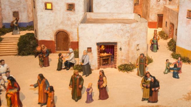 Matrimonio Catolico España : Nosgustas ♂ belén incluirá el primer matrimonio