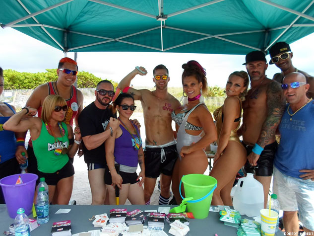 from Brixton beach gay miami see site web